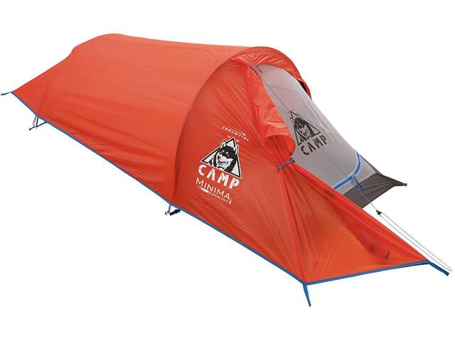 Klettergurt Campz : Camp minima 1 sl tent orange campz.de